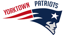 Yorktown Patriots Youth Football and Cheer – Yorktown, Virginia. Logo