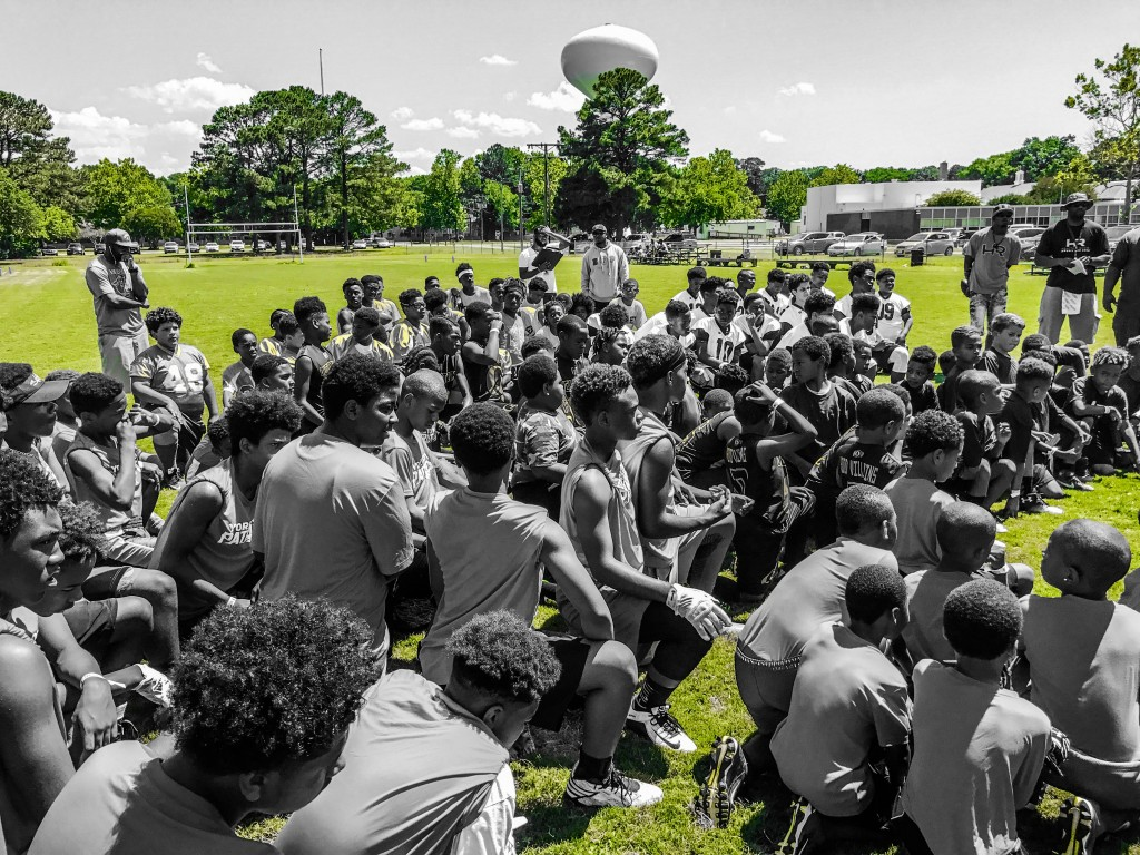 Elevate 2Days Future Spring 7on7 Football League 2017
