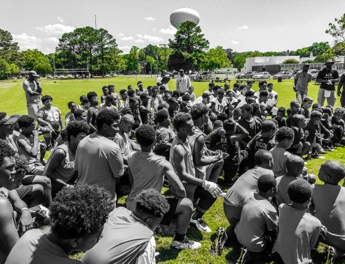 2018 Spring Workouts / 7on7